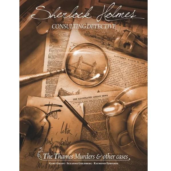 Bordspel Sherlock Holmes Consulting Detective