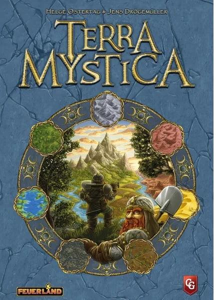 Bordspel Terra Mystica
