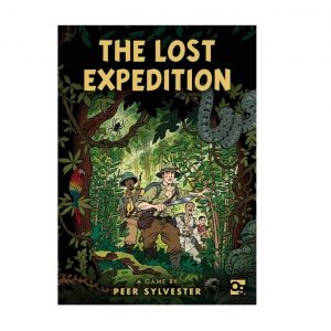 Kaartspel Lost expedition