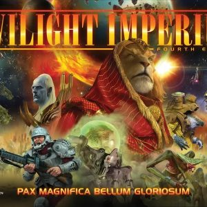 Bordspel Twilight Imperium