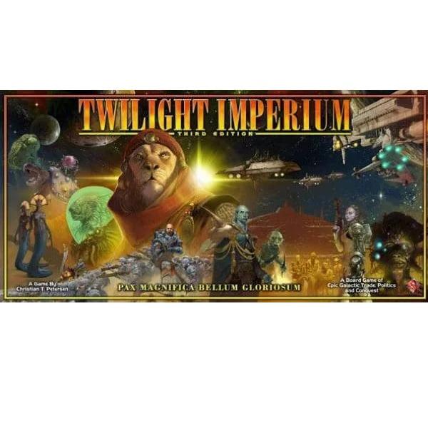 Bordspel Twilight Imperium 3rd Edition