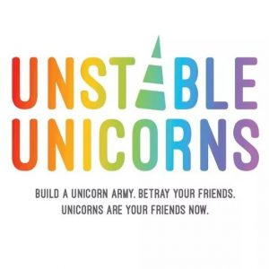 Kaartspel Unstable Unicorns
