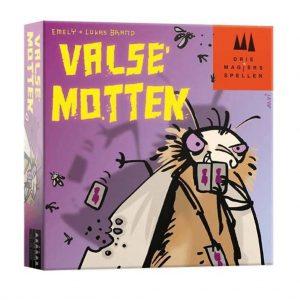 Kaartspel Valse Motten