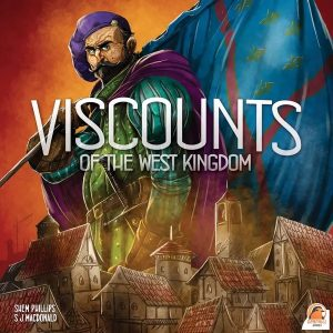 Bordspel VIscounts of the West kingdom