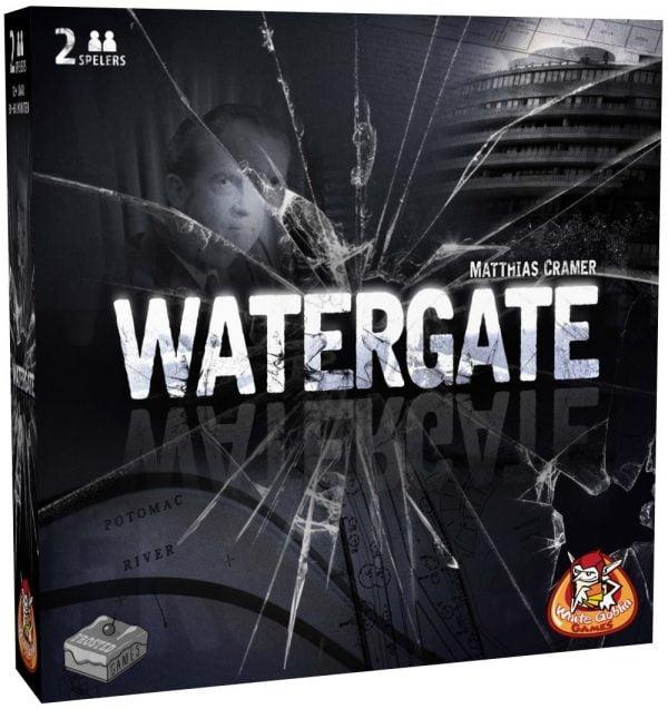 Tweespeler spel Watergate