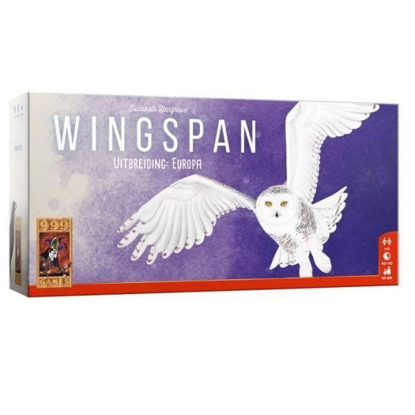 Bordspel Wingspan Uitbreiding Europa