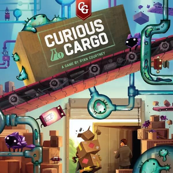Bordspel Curious Cargo