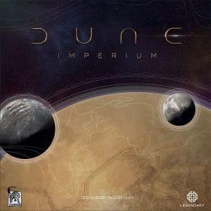 Bordspel Dune Imperium
