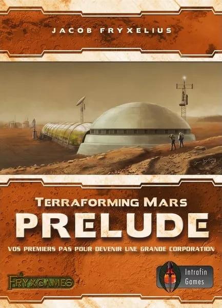Bordspel Terraforming Mars Prelude