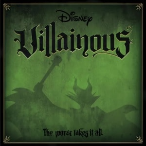 Bordspel Disney Villainous