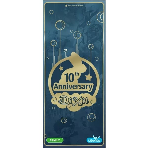Kaartspel Dixit 10th Anniversary