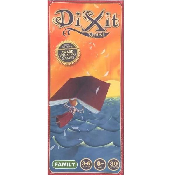 Kaartspel Dixit Quest