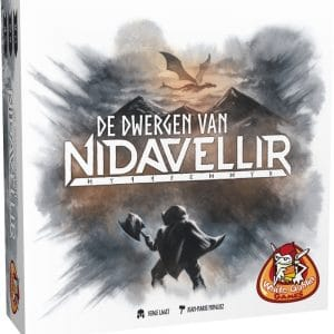 Bordspel Dwergen van Nidavellir