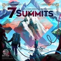 Bordspel 7 Summits