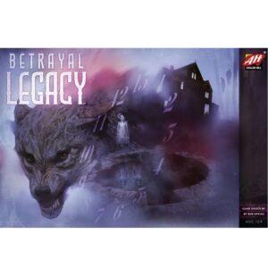 Bordspel Betrayal Legacy