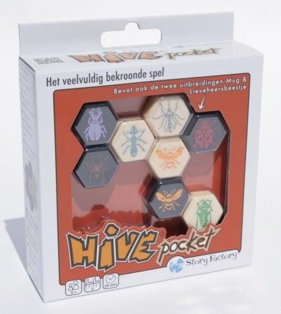 Tweespelerspel Hive Pocket