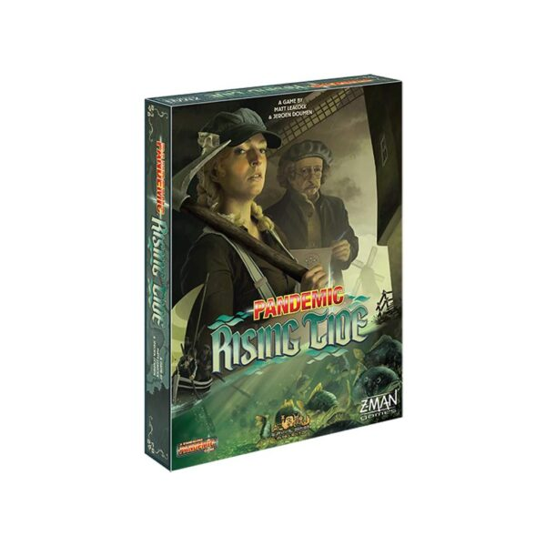 Bordspel Pandemic Rising Tide Eng