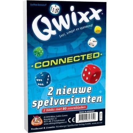 Dobbelspel Qwixx Connected Uitbreiding