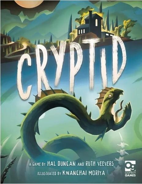 Bordspel Cryptid