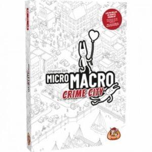 Puzzelspel MicroMacro